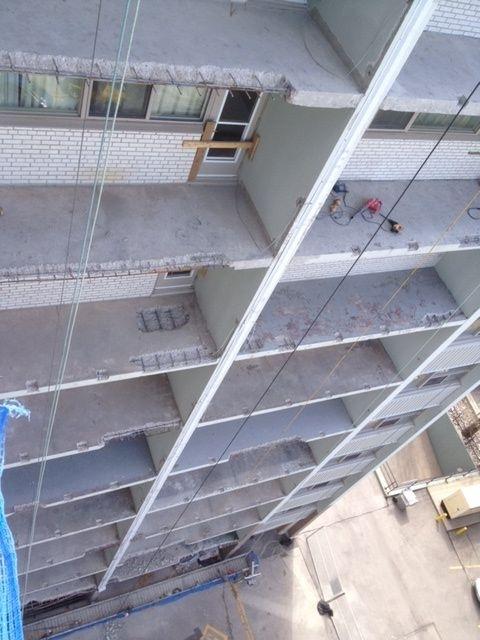 Leading Balcony Restoration Toronto Corcon Construction