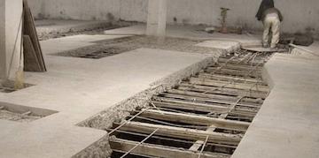 Underground Parking Restoration