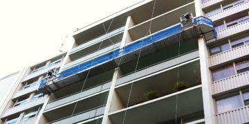Balcony & High Rise Restoration